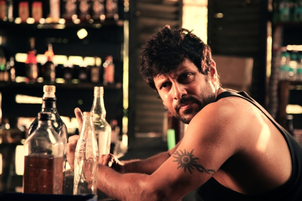 Vikram 'Chiyaan' in David
